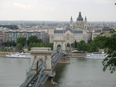 Budapest & die Donau