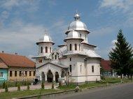 Und eine schöne Kirche.