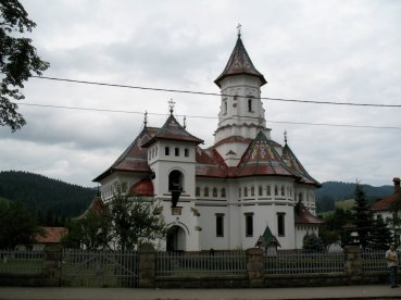 Das ist mal eine schöne Kirche.