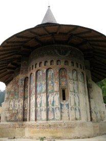 Schön war's hier am Kloster.