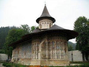 Kloster Voroneţ