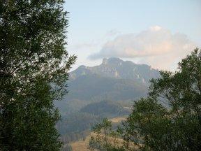 Die Berge.