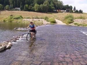 Als ich zu Touren begann, hatte Sachsen noch kein Geld für Brücken.
