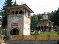 Kirche in Baile Tusnad.