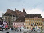 Die Schwarze Kirche in Brasov.