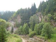Berge, Flüsse, Felsen, Wälder!