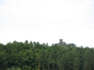 Der alte Grenzturm