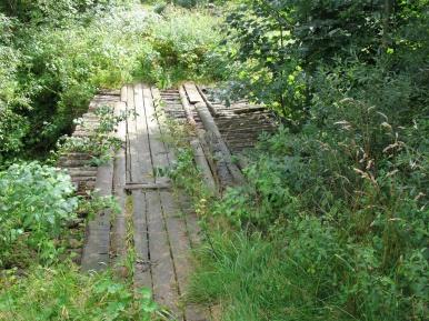 Eine altbekannte Brücke