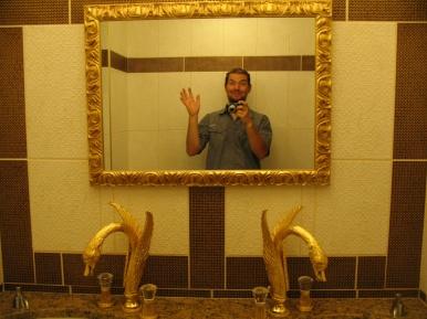 Feine Toilette :)