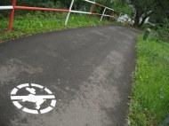 Für Radfahrer sehr praktisch.