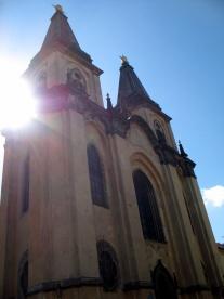 Kirche in Roudnice.