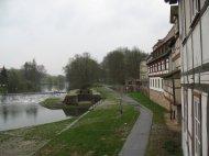 Das Fuldaufer in Rotenburg
