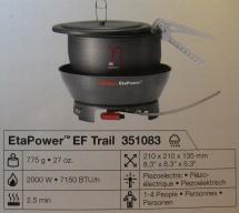 Mal kurz die technischen Daten des Herstellers - das Gewicht stimmt sehr exakt.