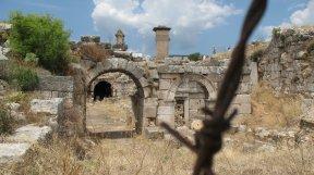Das Theater von Xanthos.