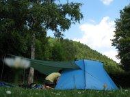 Vaude Deneb im Schwarzwald
