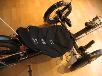 KMX Liegerad Trike - IMG_0966