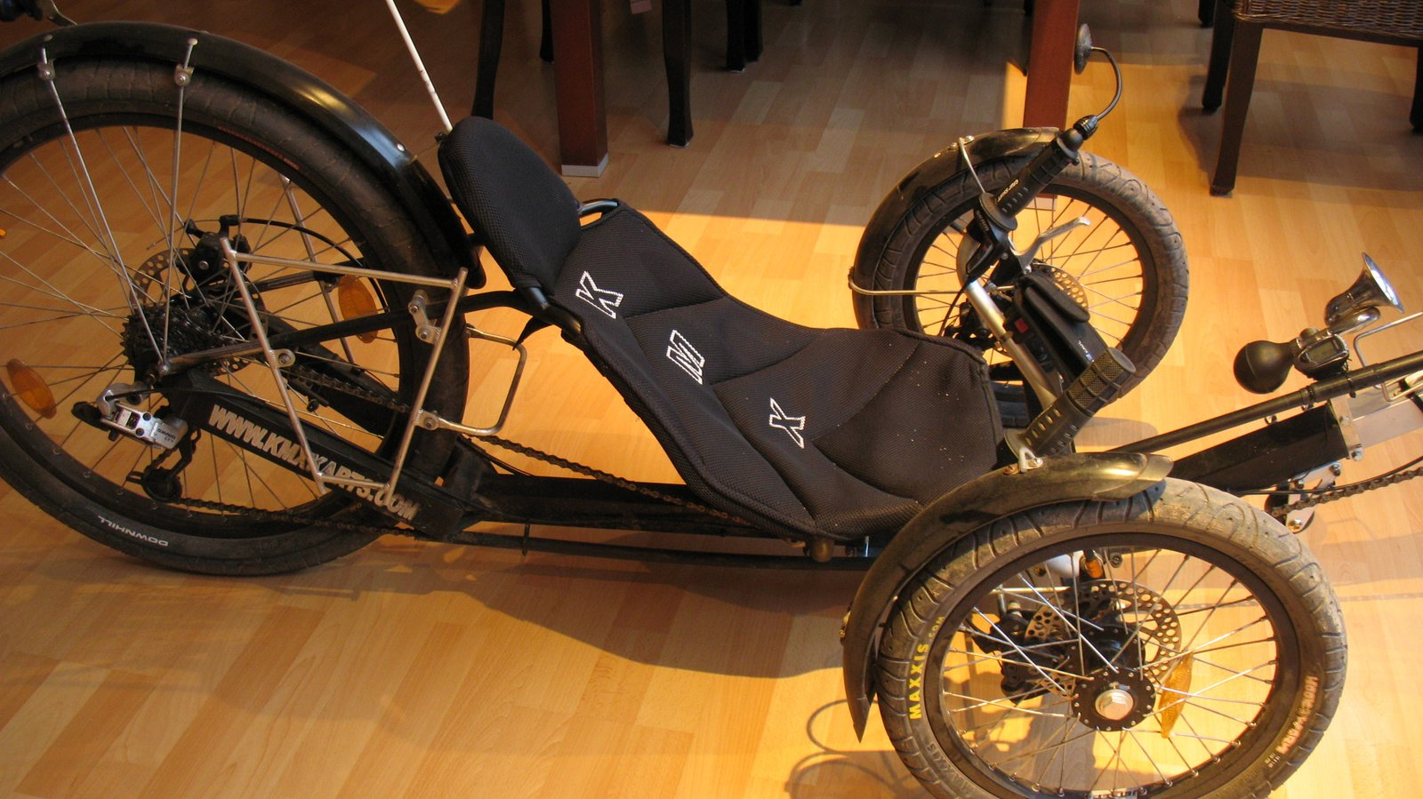 Verkaufe KMX X-Class Liegerad Trike | Rad und Fuß
