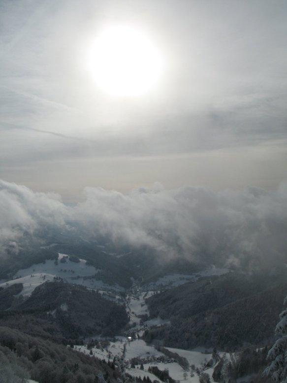 Schwarzwald: Feldberg im Winter - IMG_0545