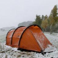 Das MSR Dragontail - ein schönes Winterzelt