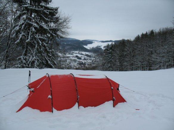 Odenwald im Winter - IMG_9572